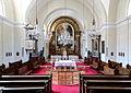 Döbling (Wien) - Kirche hl. Paul, innen.JPG