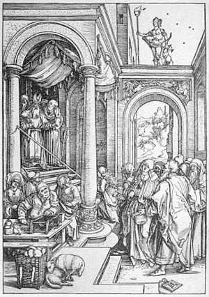 Staatliche Graphische Sammlung München - Albrecht Dürer - Life of the Virgin