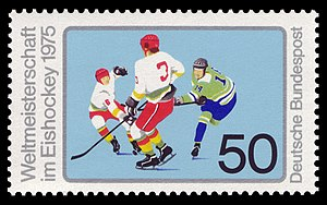 1975 World Ice Hockey Championships - Ice Hockey World Championships 1975 in Munich and Düsseldorf