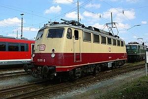 DB Class E 10 - DB Class 113 locomotive