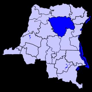 Stanleyville District District in Orientale, Democratic Republic of the Congo