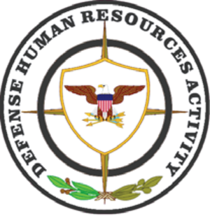 Defense Human Resources Activity - Seal of the Defense Human Resources Activity