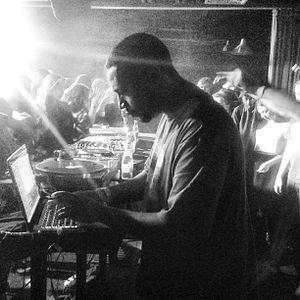 DJ Rashad - DJ Rashad performing in Moscow in 2013