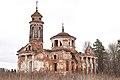 DP2M4201 The Ruins of the Church of the Sign in Teploe (Церковь Знаменская в Теплом). 1797. Southwest view. (23810953460).jpg