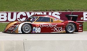Mike Shank - Michael Shank Racing 2011 Rolex Sports Car