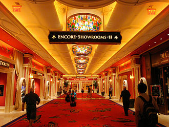 Wynn Las Vegas - Access to Wynn Theatre