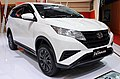 Daihatsu Terios 1.5 X Deluxe - Indonesia International Motor Show 2018 - Front view - April 26 2018.jpg