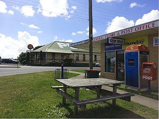 Dalyston Town in Victoria, Australia