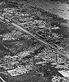 Damage from the F4 tornado in Toledo, Ohio, 11 April 1965.jpg