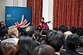 Dame Sally Davies -British Embassy, Tokyo, Japan-15Nov2013 (2).jpg