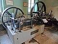 Dampfmaschine Sulzer 1890, Vaporama Thun.jpg