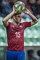 Daniel Souček U21 Czech Republic vs Greece 10-10-2019 (cropped).jpg