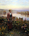 Daniel ridgway knight a3390 maria on the terrace rolleboise.jpg