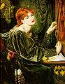Dante Gabriel Rossetti Veronica Veronese.jpg