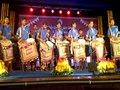 File:Dappu Folk Art form performance in Janapada Jathara (2018).webm