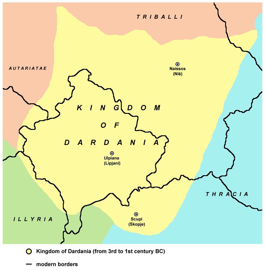 Dardania kingdom