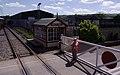 Darley Dale railway station MMB 08.jpg