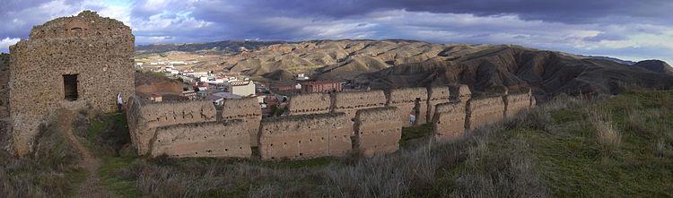 Daroca - Ruinas del castillo mayor.jpg