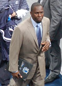 Darrell Armstrong (2012)
