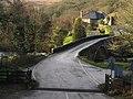 Dartmeet - road bridge - geograph.org.uk - 643495.jpg