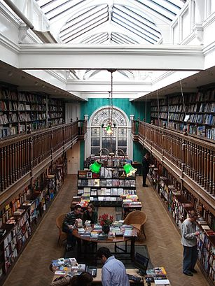 How to get to Daunt Books with public transport- About the place