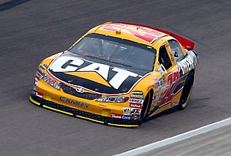 Dave Blaney - Blaney's 2007 Nextel Cup car