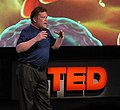 David Bolinsky presentation at TED 2007.jpg