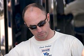 David Brabham Australian racing driver