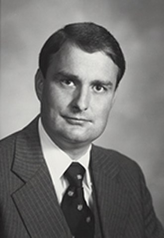 Lieutenant Governor of Utah - Image: David Smith Monson