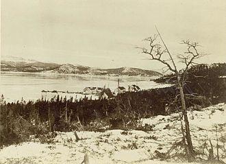 Davis Inlet - Davis Inlet, circa 1890
