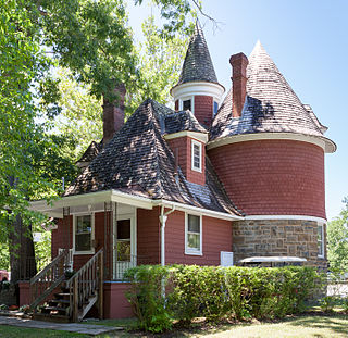 Davis and Elkins Historic District United States historic place