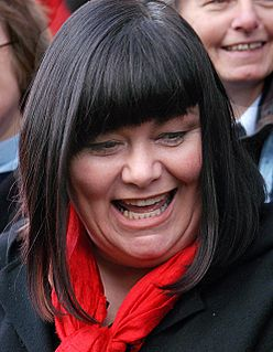 Dawn French British actress and comedian