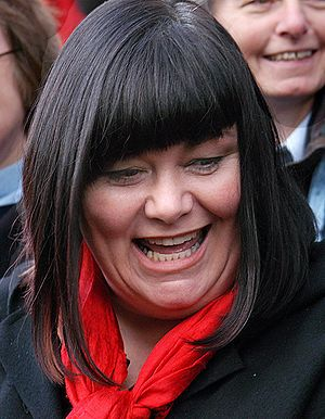 Dawn French - French in January 2005