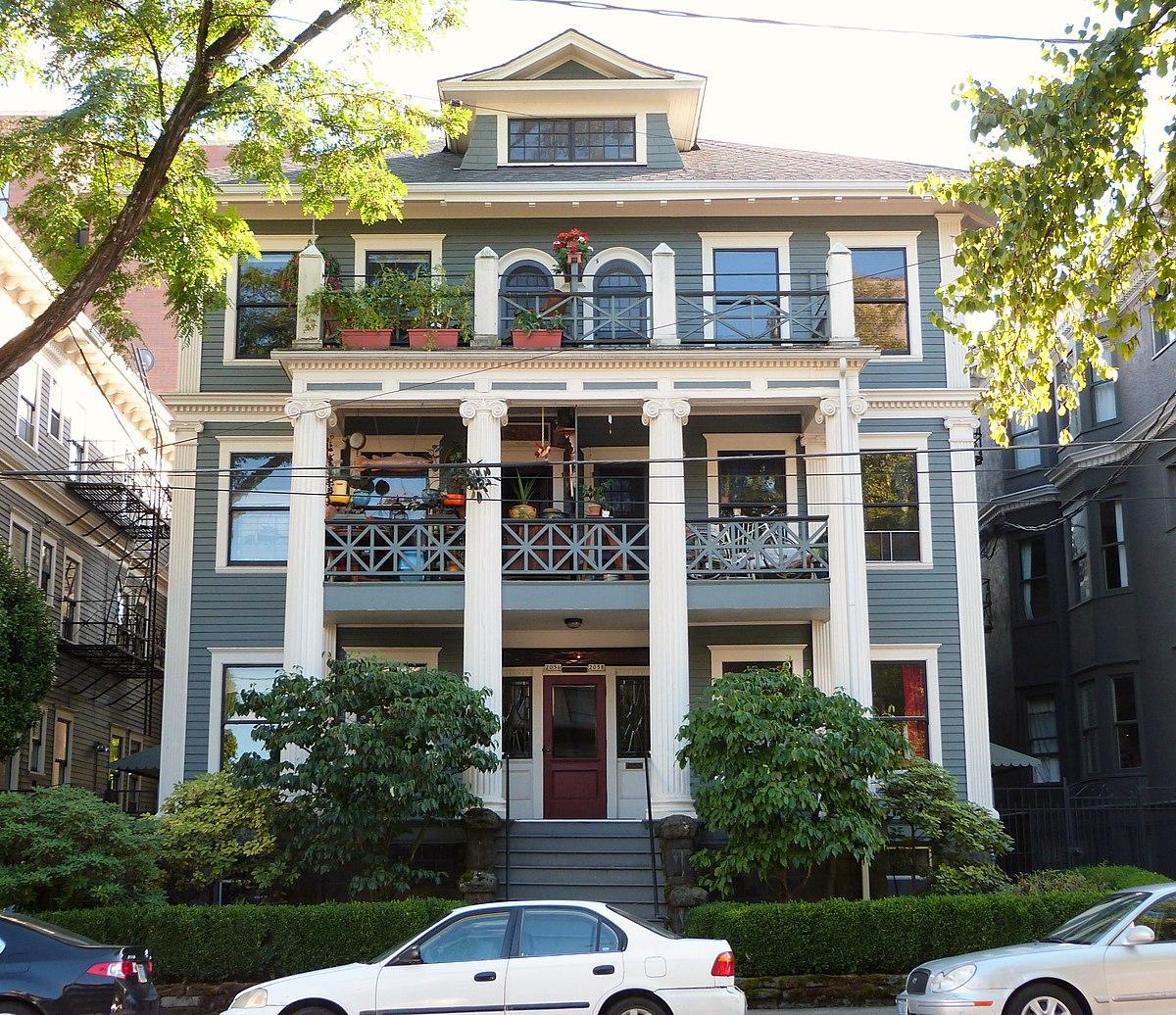 Dayton Apartment Building - Wikipedia