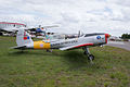 De Havilland Canada DHC-1A-1 Chipmunk RSide SNF 16April2010 (14443821938).jpg