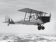 De Havilland DH-82 Tiger Moth ExCC