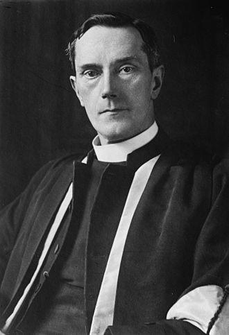 William Inge (priest) - Image: Deaninge