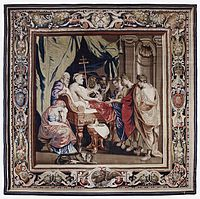 Death of Constantine (tapestry) - 1623-1625.jpg