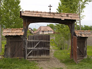 Batoș Commune in Mureș County, Romania