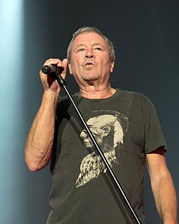 Ian Gillan English rock singer and songwriter