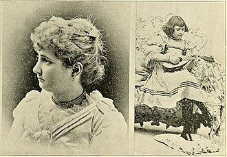 David F. Wilber - Deforest Wilber and her daughter