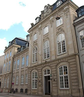 Karberghus - Image: Dehns Palæ 3