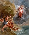 4 / The Winter - Juno Beseeches Aeolus to Destroy Ulysses' Fleet