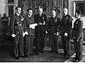 Delegacja 6 Pułku Lotniczego na audiencji u prezydenta RP Ignacego Mościckiego NAC 1-A-1413.jpg