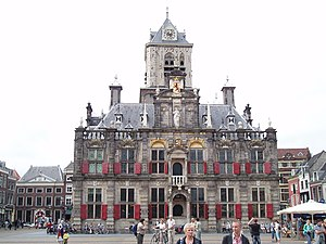 Delft - Delft City Hall