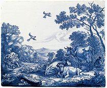 Delfts Blauwe Tegels : Delfts blauw wikipedia