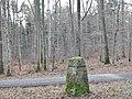 Der Distriktstein (6) wurde 1952 erstellt unter der Leitung von Forstmeister Knödler - panoramio.jpg