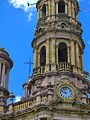 Detalle de la portada del Templo de San Antonio, Aguascalientes.JPG