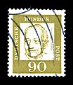 Deutsche Bundespost - Bedeutende Deutsche - Franz Oppenheimer - 90 Pfennig.jpg