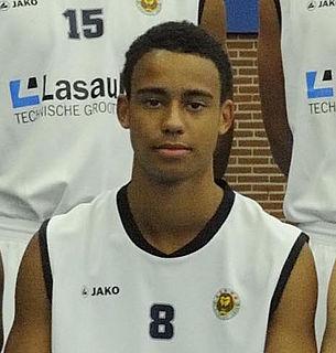 Dexter Hope Dutch basketball player